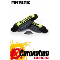 Mystic Kite Footstrap Adjustable Set yellow