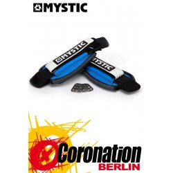 Mystic Kite Footstrap Adjustable Set Blue