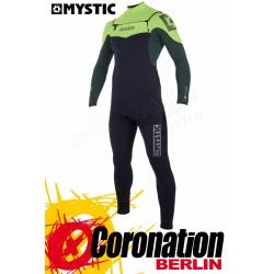 Mystic Star intégrale 5/4 Frontzip combinaison neoprène 2018