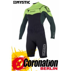 Mystic Star Longarm Shorty 3/2 Frontzip neopren suit 2018/19