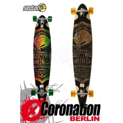 Sector 9 Carving Bert Pintail Longboard