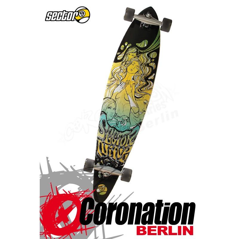 Sector 9 CLSX Fanatic Longboard