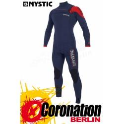Mystic Majestic 5/3 Frontzip neopren suit 2019