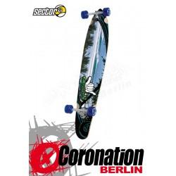 Sector 9 Cosmic Lombok/Drake's Longboard