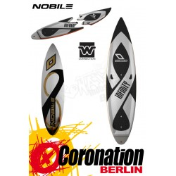 Nobile INFINITY Split Board 2014 Wave-Kiteboard