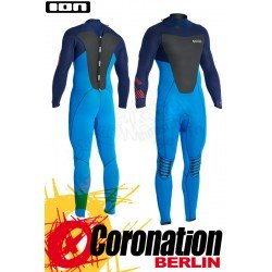 ION Element Semidry 5,5/4,5 neopren suit 2016 Black/Blue
