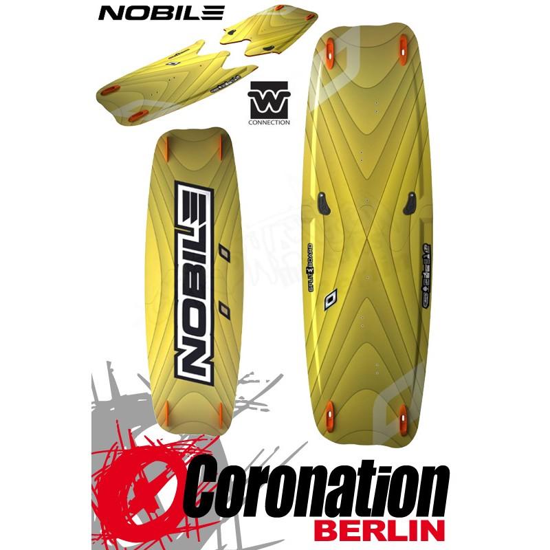 Nobile NHP Split Board 137cm 2014 Freestyle Kiteboard