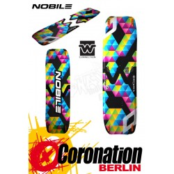 Nobile Flying Carpet Split Board 2014 Leichtwind Kiteboard