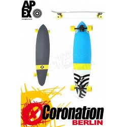 Apex Longboard Speedway MK2 Maple completeboard