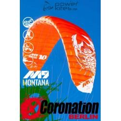HQ Montana IX 10m² Snowkite Gebraucht