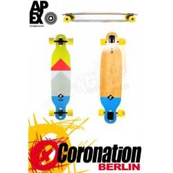 Apex Hillside MK2 Bamboo Longboard complèteboard