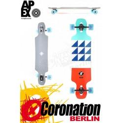 Apex Longboard Alley MK2 Maple Komplettboard