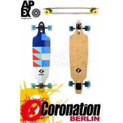 Apex Promenade MK2 Bamboo Longboard Komplettboard
