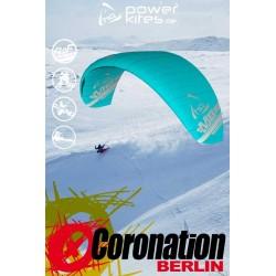 HQ Montana VIII Snowkite 10m² Kite Gebraucht
