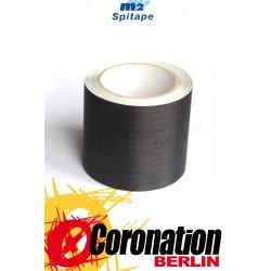 M2 SPITAPE Kite Reparatur Tape 4,5m/5cm black