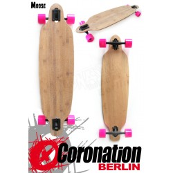 Moose Longboard Drop Thru Bamboo 91,5cm