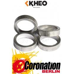 """KHEO spacer Skate truck 10mm for 8""""wheels (4pcs)"""