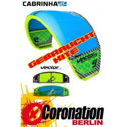 Cabrinha Vector 2013 7m² Kite Gebraucht