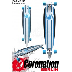 Paradise Longboard Frost Pintail 117cm Cruiser