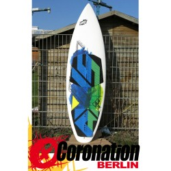 "Axis PURE WAVE 2014 5'7"" TEST Kiteboard"