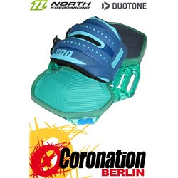 Duotone/North Entity LTD pads et straps 2017/19 SMALL pour Frauenfuß