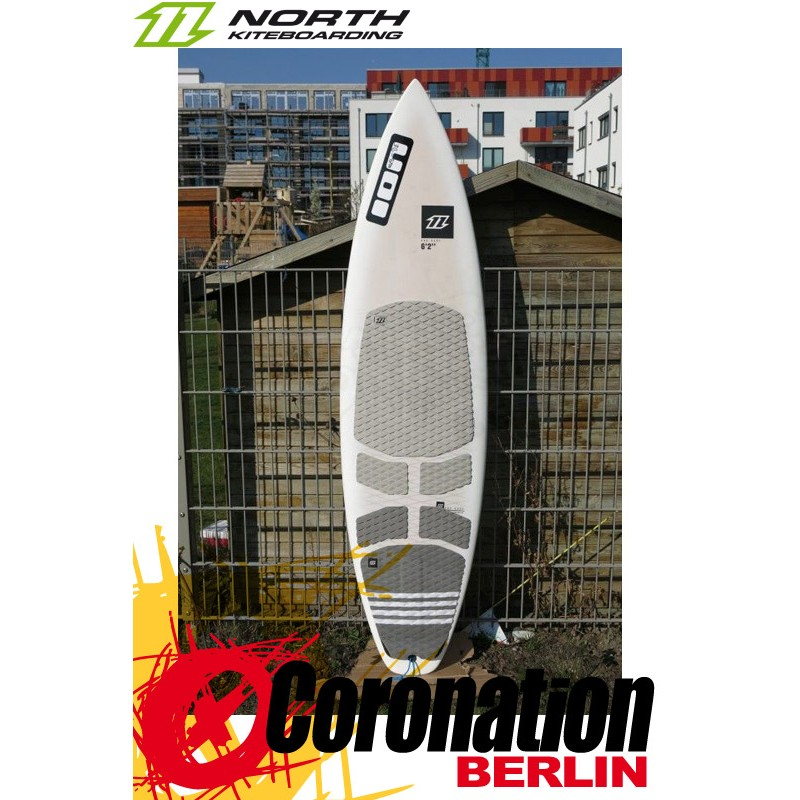 "North PRO SURF 2017 6'2"" TEST Kiteboard"