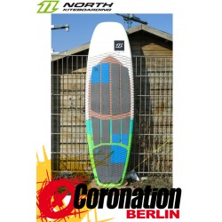 "North PRO WHIP CSC 2018 5'4"" TEST Kiteboard"
