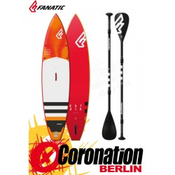 Fanatic RAY AIR PREMIUM SUP Package 2019 Board + Paddle
