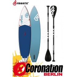 Fanatic PURE AIR TOURING SUP PACKAGE 2019 Board + Paddle