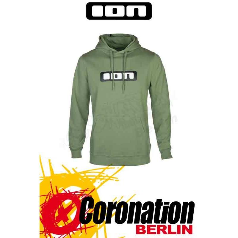 ION Hoody ION Logo hedge vert