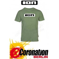ION T-Shirt Tee SS Logo hedge green