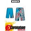 ION Boardies Deceiver Boardshort blue danube