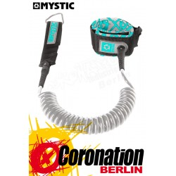 Mystic Coiled Surf Leash
