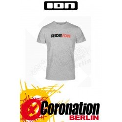 ION T-Shirt Tee SS Ray grey melange