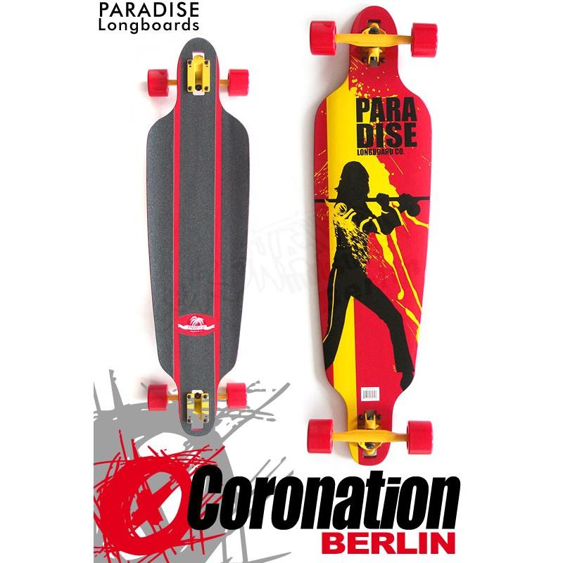 Paradise Longboard Volume 2 Drop Thru 101,5cm