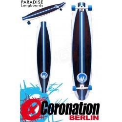 Paradise Longboard Casanova Kicktail 140cm Cruiser Dancer