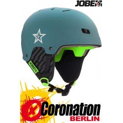 Jobe Base Wakeboard Helm - Water Helmet Dark Teal 2018