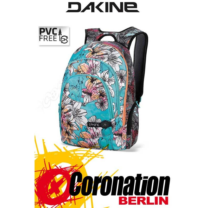 Dakine Prom Fashion Laptop Schul & Freizeit Rucksack Rouge