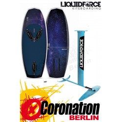 Liquid Force GALAXY Foilboard + HAPPY Foil 2019 Foilset