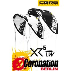 Core XR5 TEST Kite 17m²