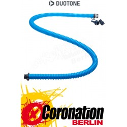 Duotone Kite Pump Hose / Schlauch für Kitepumpe mit Adapter (Blau)