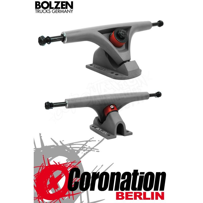 Bolzen truck 180mm Longboard-Truck - Grey
