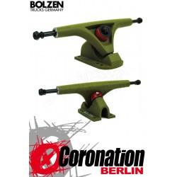 Bolzen truck 180mm Longboard-Truck - Olive