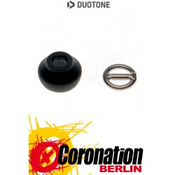 Duotone Iron Heart Stopper Ball with Metal Ring für Click Bar 2019