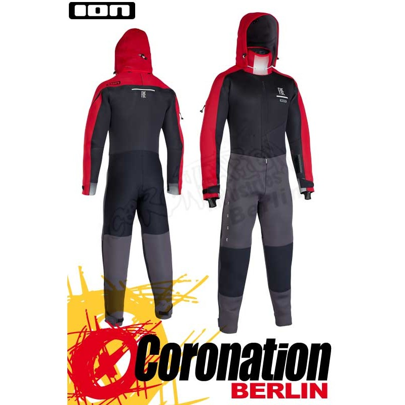 ION Fuse Drysuit 4/3 BZ DL 2020