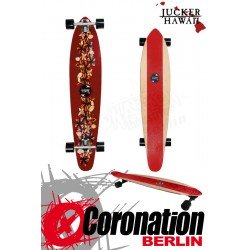 Jucker Hawaii Longboard Ka Pua Cruiser 117cm - Red