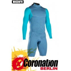 ION Strike Core Shorty LS 2/2 BZ DL 2020 copen blue/aqua blue