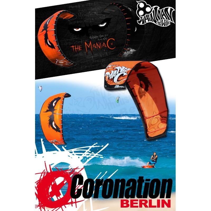 Wainman Hawaii ManiaC C-Kite 2014 - Orange