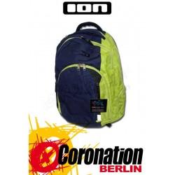 ION MISSION Rucksack Darkblue Yellow