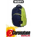 ION Mission Street Backpack Schul & Freizeit Rucksack Darkblue Yellow